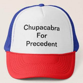 Boné Precedente do Chupacabra