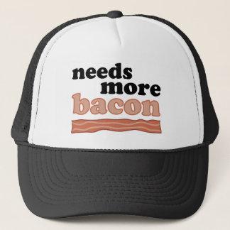 Boné Precisa mais bacon