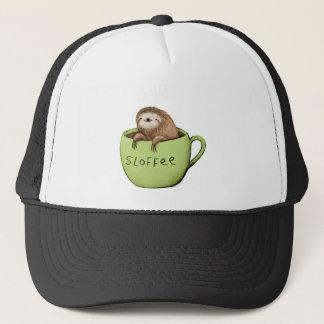 Boné Preguiça do café de Sloffee