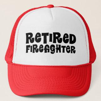 Boné Presente aposentado do sapador-bombeiro