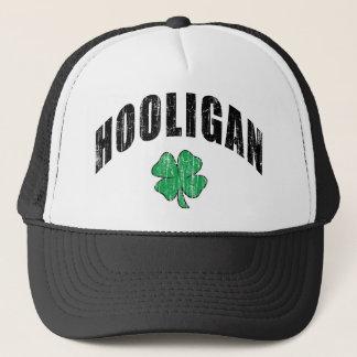 Boné Presente irlandês do hooligan