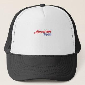 Boné Presentes americanos adolescentes da camisa do