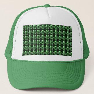 Boné Presentes do teste padrão NVN289 do verde