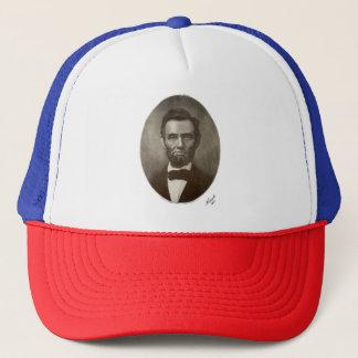 Boné Presidente americano Vintage Retrato E.U. de Abe