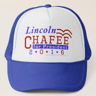 Boné Presidente de Lincoln Chafee eleição 2016