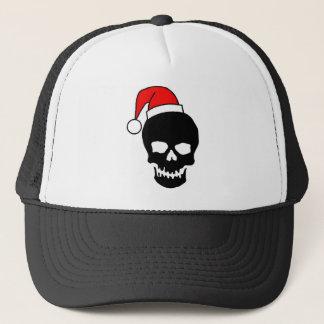 Boné Preto do crânio do Natal