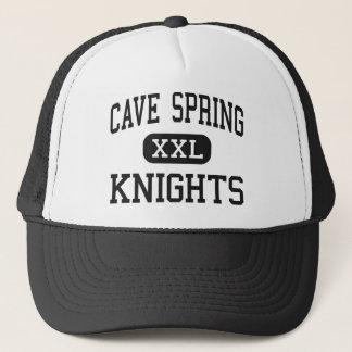 Boné Primavera da caverna - cavaleiros - alto - Roanoke
