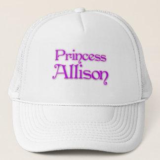 Boné Princesa Allison