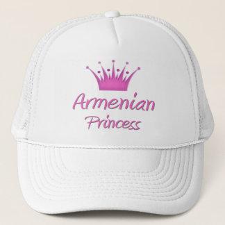 Boné Princesa arménia