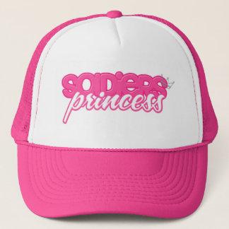 Boné Princesa Camionista Chapéu