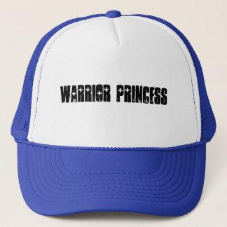 Boné Princesa Chapéu do guerreiro