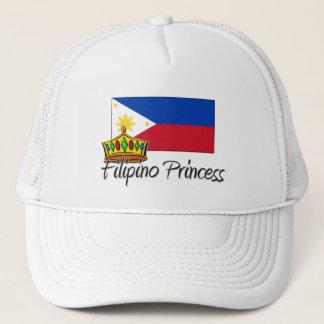 Boné Princesa filipina