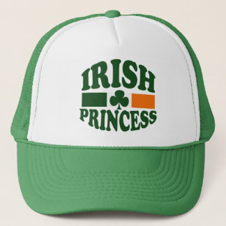 Boné Princesa irlandesa