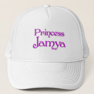 Boné Princesa Jamya