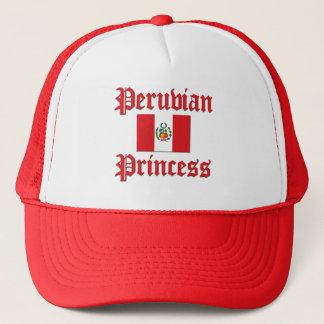 Boné Princesa peruana