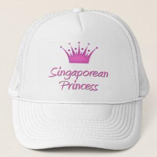 Boné Princesa singapurense