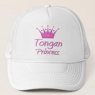 Boné Princesa tonganesa