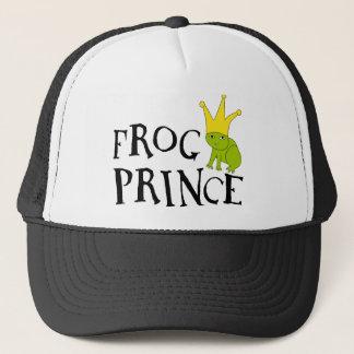 Boné Príncipe do sapo