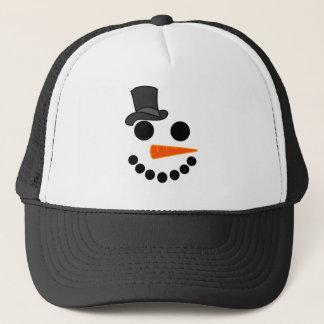 Boné Produtos do menino do boneco de neve