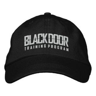 Boné Programa de formação de Blackdoor (boné preto)
