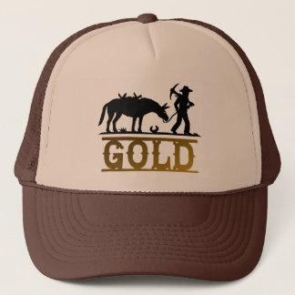 Boné Prospector. do ouro