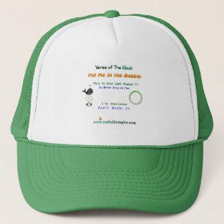Boné Psto me - no chapéu