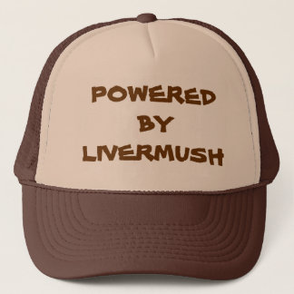 Boné Psto por Livermush