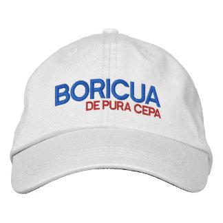 Boné Puerto Rico: Boricua de Pura Cepa