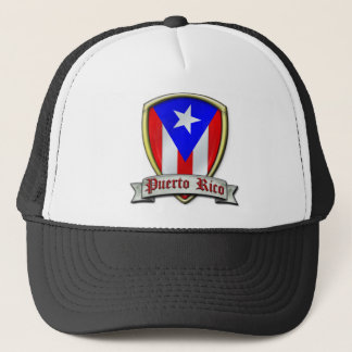 Boné Puerto Rico - Shield2