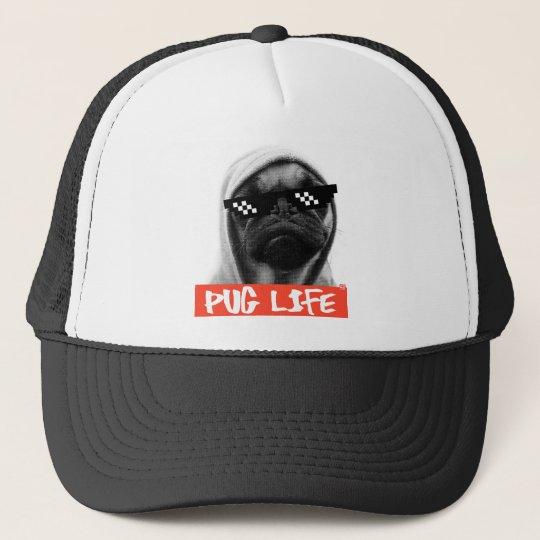 Boné Pug Life