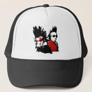 Boné Punk de Mozart Beethoven