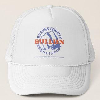 """Boné QCBA """"chapéu das paradas de caminhão aqui"""""""