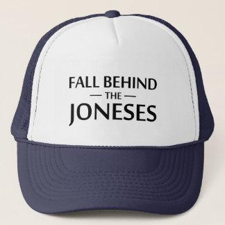 Boné Queda atrás do Joneses