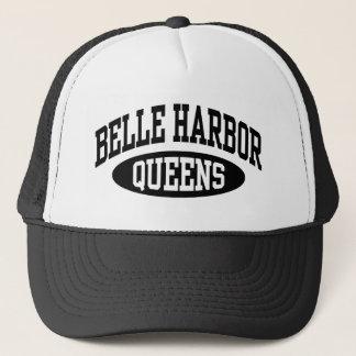 Boné Queens do Belle Harbor