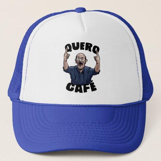 Boné Quero Café
