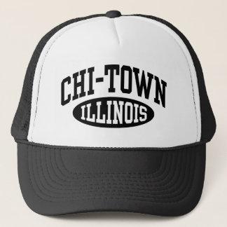 Boné Qui-Cidade Illinois