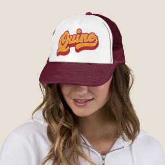 Boné Quine, chapéu Doric do camionista do dialecto,
