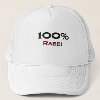 Boné Rabino de 100 por cento
