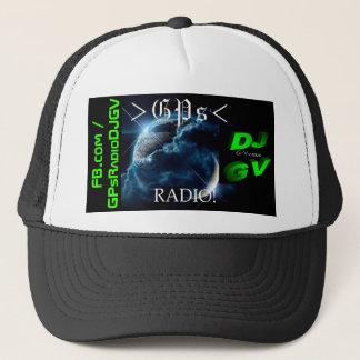 Boné Rádio dos GPs! Chapéu
