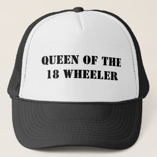 Boné Rainha do veículo com rodas 18