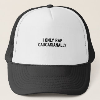Boné Rap Caucasianally