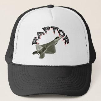 Boné Raptor sobre Califórnia