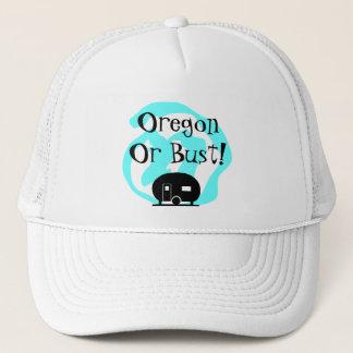 Boné Reboque Oregon do viagem do chapéu ou busto OU