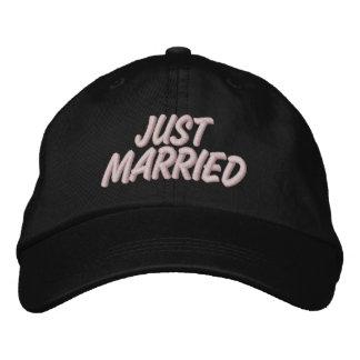 Boné Recem casados