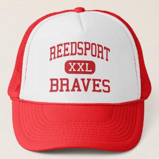 Boné Reedsport - Braves - altos - Reedsport Oregon