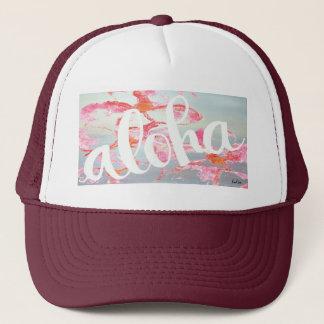 Boné Refrigere Aloha o chapéu do camionista