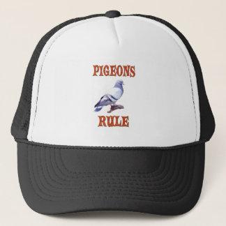 Boné Regra dos pombos