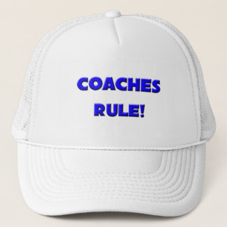 Boné Regra dos treinadores!