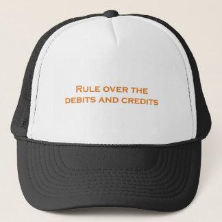 Boné Regra sobre os débitos e os créditos