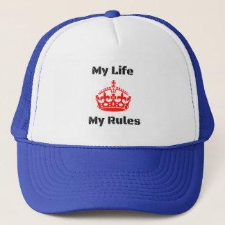 Boné regras da vida